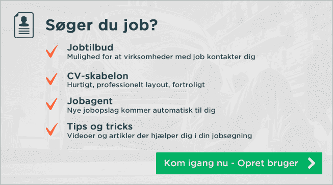 job over 18 fuldtid